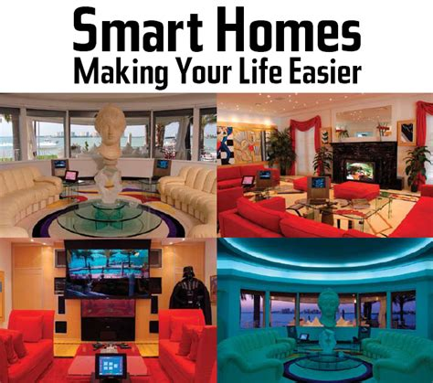 in house technology smartcities 4 smart living smart home