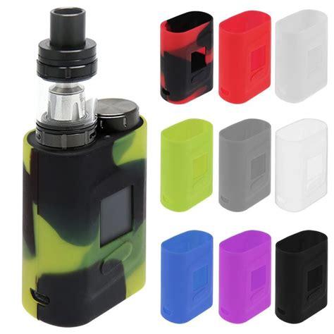 Silicone Cover Vape Tfv8 Smok Protective Skin for smok al85 mini 85w mod box kit silicone skin cover bag pocket ebay