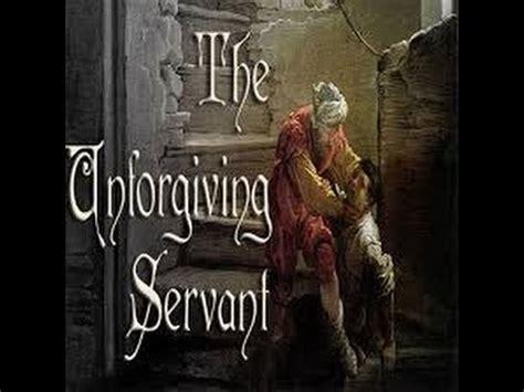 Servants Mishael Again Of He Ephron by The Unforgiving Servant Matt 18 23 35