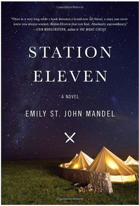 eleven books the masters review book review station eleven by emily