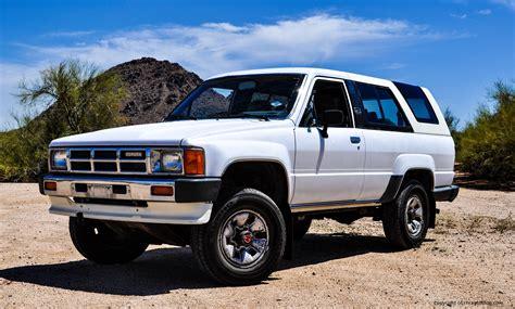 1986 Toyota 4runner 1986 Toyota 4runner Sr5 Review Rnr Automotive