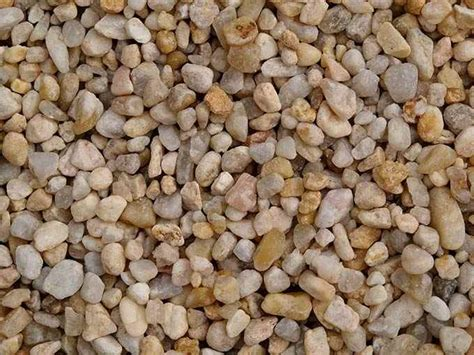decorative gravel and landscaping mulch