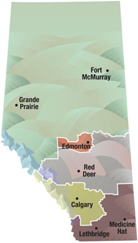 Edmonton Detox Ahs by Community Coalition Map Alberta Health Services