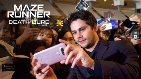 fan reactions to the maze runner movie moviepilot com maze runner the death cure fans around the world react