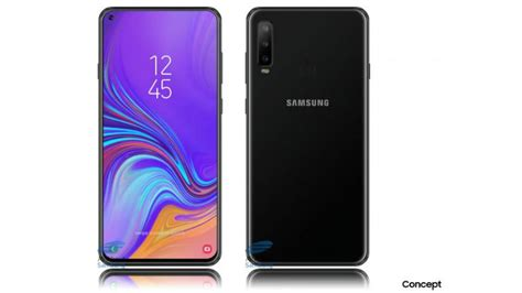 samsung galaxy a8s renders show what infinity o punch display could look like technology news