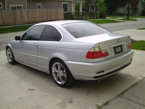 2002 bmw 330ci coupe for sale 2002 bmw 330 330ci coupe for sale in houston tx