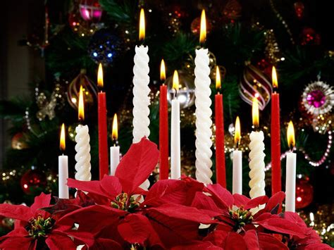 christmas craciun candles for christmas