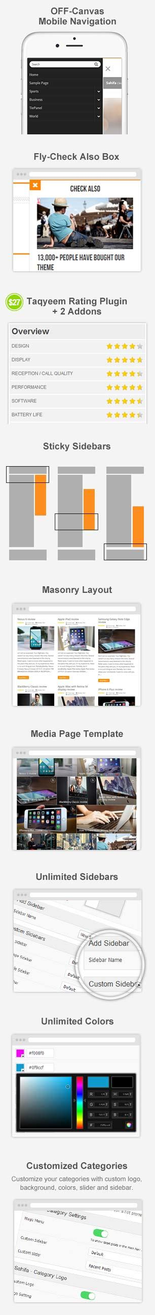 sahifa theme update sahifa theme responsive wordpress news magazine blog