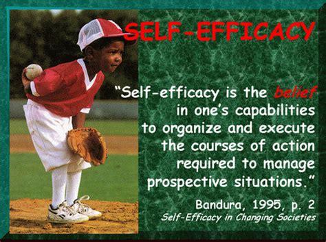 albert bandura & self efficacy
