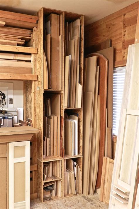 Plywood Storage Rack by 25 Best Ideas About Lumber Storage On Lumber