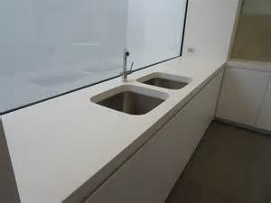 Corian Top Corian Glacier White By Cook And Nation Cook Nation