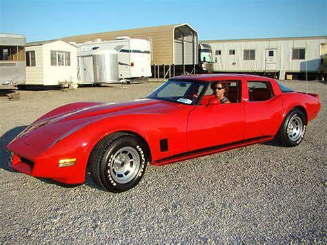 1980 chevrolet corvette sedan classic cars today