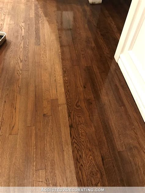Which Finish Is Best On Hardwood Floor - 25 best ideas about hardwood floor refinishing on