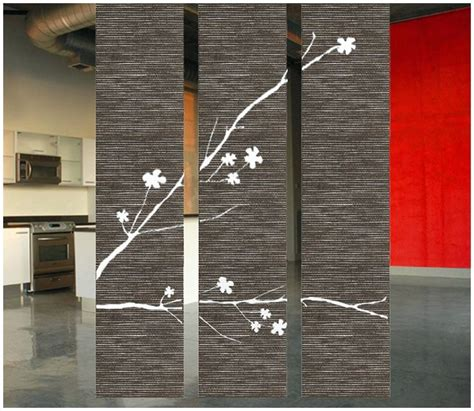 hanging wall dividers best 25 hanging room dividers ideas on pinterest