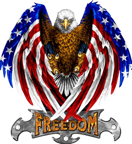 patriotic clip patriotic eagle clipart 101 clip