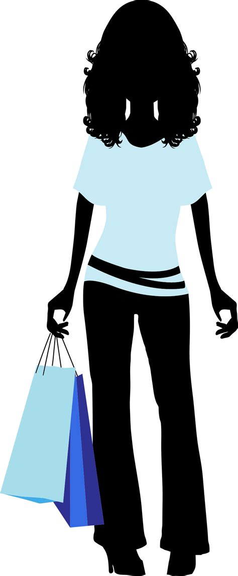 Pn Fashion by The Gallery For Gt Shopping Silhouette Png