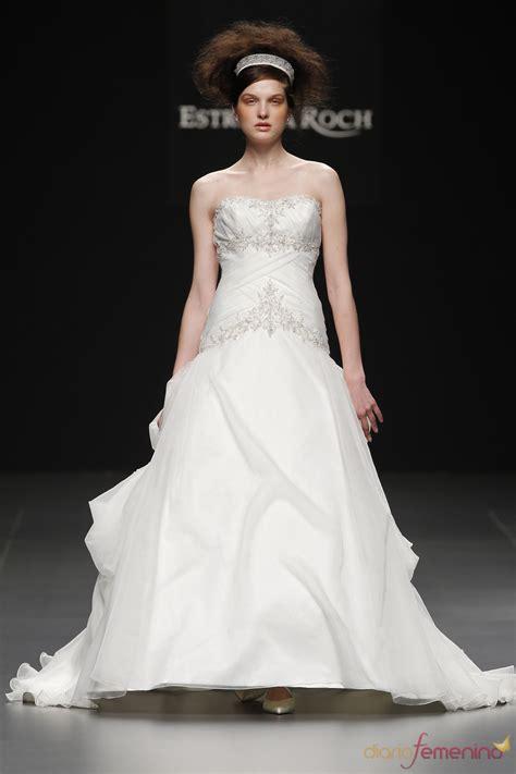 imagenes de vestidos de novia con pedreria vestido de novia con pedrer 237 a de camila elbaz