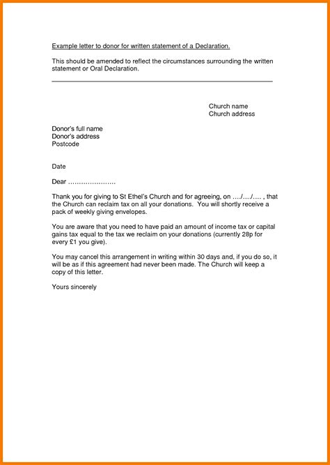 written statement template 13 written statement format mbta