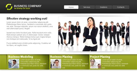 free corporate html templates business cartel free corporate template chocotemplates