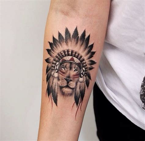 tattoos for men lion 35 cool designs for