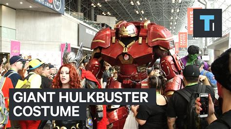 Life Size Hulkbuster Armor In Action 171 Adafruit Industries