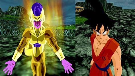 Frieza new transformation golden frieza vs goku fukkatsu no f dbz