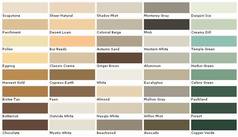 olympic stain colors olympic solid wood stain colors fence and deck stains