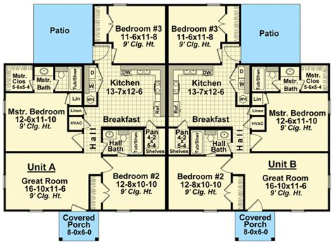 floor plans for duplexes 3 bedroom beautiful 3 bedroom duplex in many sizes 51114mm 1st