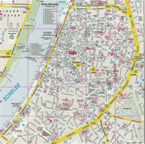 antwerp world map map of antwerp belgium
