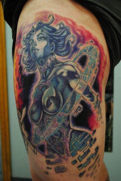 tattoos  halo fans  pics