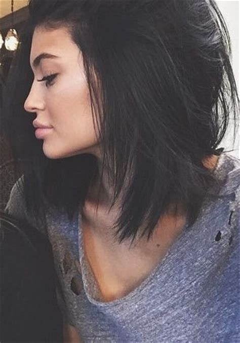 how to get kylies short hair 25 best ideas about short dark hair on pinterest dark