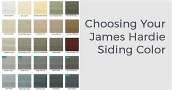 hardie plank colors choosing your hardie siding color guys