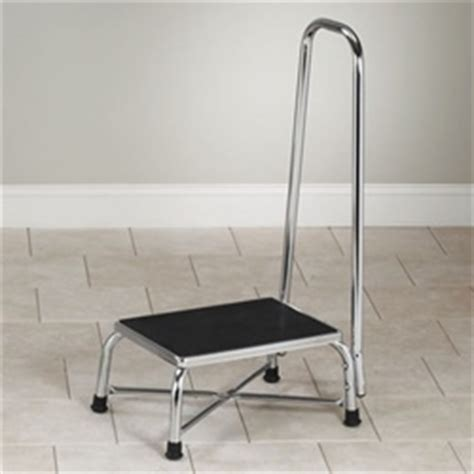 bariatric step stool with two handrails step stools clinton large bariatric step stool