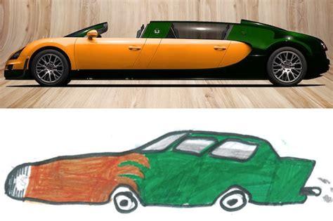 limousine bugatti 9 year old dreams up a bugatti limo concept