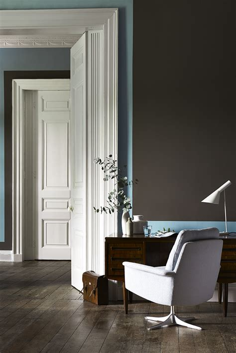 Verditer Blue by New Colour Combination In Paint Shades