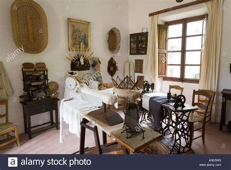 the tailoring room a tailoring room manor camino d els calderers d san juan majorca stock photo royalty free