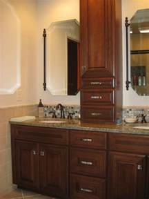 Bathroom Counter Storage Tower » New Home Design