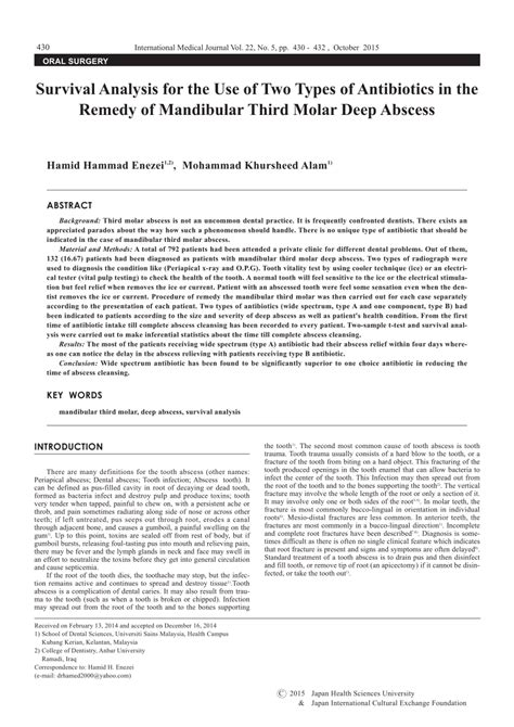survival analysis research papers literature review survival analysis