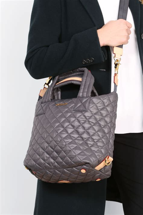 mz wallace mz wallace oxford quilted small sutton bag worn with the crossbody color edit