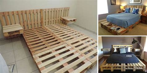 palette tete de lit 1192 20 id 233 es originales pour fabriquer votre lit avec des