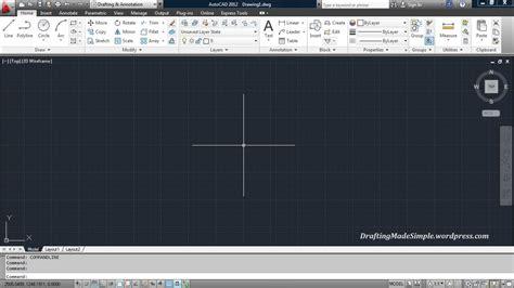 display printable area autocad autocad screen drafting made simple