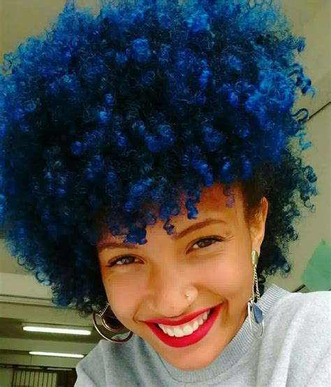 natural hair color with blue 1000 ideas about blue natural hair on pinterest natural