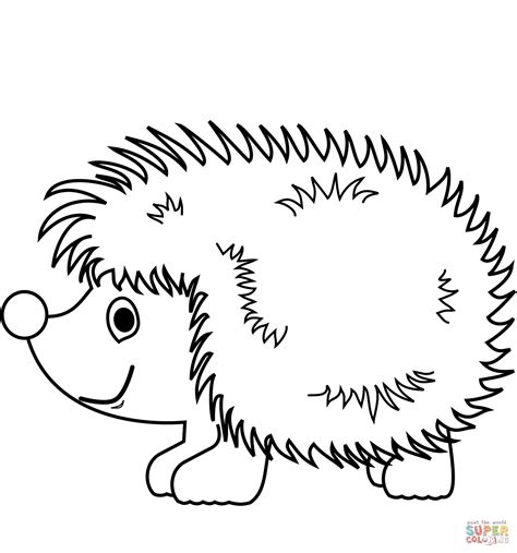 hedgehog coloring pages hedgehog coloring page free printable coloring pages