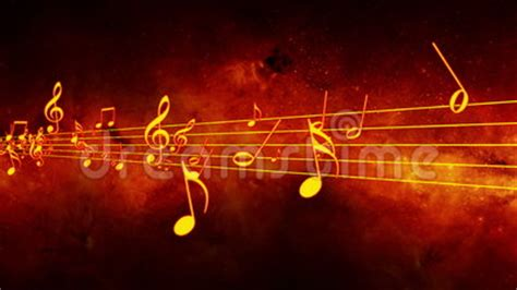 animated background  musical notes  notes stock