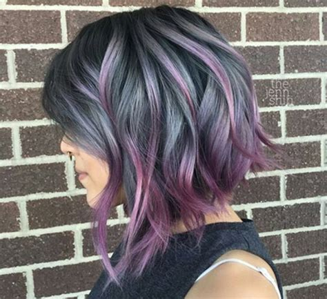 pictures of black women with funky color highlights best 25 funky short hair ideas on pinterest funky hair