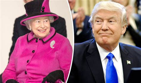 queen elizabeth donald trump when is donald trump s uk state visit what will he do