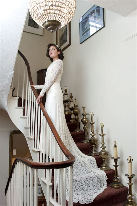 Vintage Wedding Dresses 1930 S by 1930s Wedding Dresses Abigail S Vintage Bridal