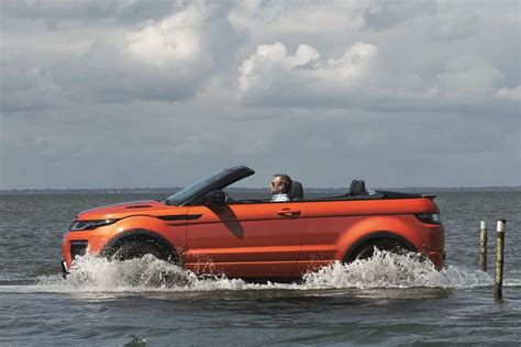 2017 range rover evoque convertible yes they really made