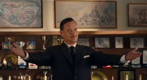 walt disney biography movie tom hanks tom hanks as walt disney saving mr banks biopic
