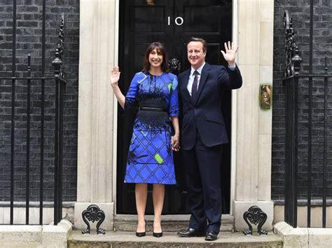 casa primo ministro inglese londra cameron governa da terremoto negli altri